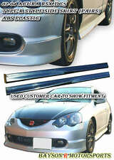 TR-Style Side Skirts (PP) Fits 02-04 RSX DC5