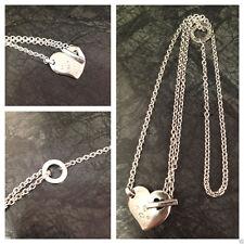 Esprit Halsketten und Anhänger Echtschmuck im Collier-Stil aus Sterlingsilber