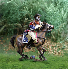 The Collectors Showcase Napoleonic French Cs00814 Cuirassier Canting Mib