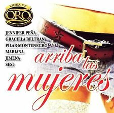 Various Artists : Arriba Mujeres Y Muchos Exitos Mas: Line CD***NEW***