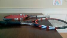 New listing Two Babolat Pure Control Tour Tennis Racquets each with 4 3/8 Grip.