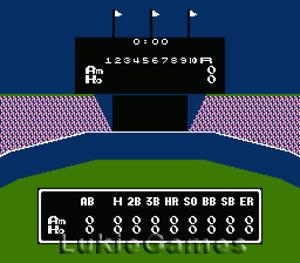 Rbi R.B.I. Baseball - Classic Tengen NES Nintendo Game