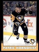 2020-21 UD O-Pee-Chee Retro Black Border #282 Patric Hornqvist /100