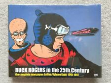 BUCK ROGERS IN THE 25th CENTURY COMPLETE NEWSPAPER DAILIES VOL 8 1940-1941 HC NM