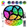 DC12V Waterproof 5-20M LED Strip Light 5050 SMD RGB 60Leds/m WIFI IR Controller