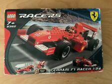 LEGO 8362 Racers Ferrari F1 Racer Retired & Rare New in sealed Box £0.99 NR
