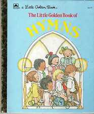 Golden Books - The Little Golden Book of Hymns (1985) VG (Little Witch-Version)