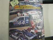 88 Oldsmobile Chassis Service Manual-CUTLASS/CUSTOM