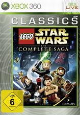 XBOX 360 ***** LEGO Star Wars Die komplette Saga ************************NEU*NEW