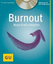 GU Ratgeber: BURNOUT neue Kraft schöpfen ►►►UNGELESEN  ° Frank Meyer