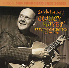 NEW Satchel of Song: Clancy Hayes Private Collection, Vol. 1 (Audio CD)