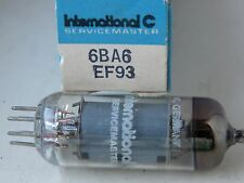 EF93 6ba6 W727 international Master tube valves nouveau 1pc