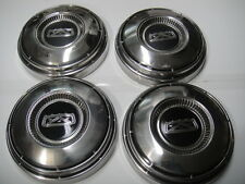 "1967 Ford Falcon Mustang Fairlane Hubcap Wheelcover 9 5/8""  Set of 4"