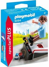 9094 Skater con rampa playmobil,especial,special plus