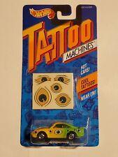 Hot Wheels Tattoo Machines Eye-Gor