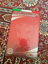 HYOSUNG  MOTORCYCLE GAS TANK PROTECTOR GUARD PAD TRANSPARENT  MADE IN ITALY