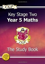 KS2 Maths Targeted Study Book - Year 5 (for the New Curriculum),CGP Books