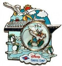 Disney Pin: DCL - Donald Duck and Nephews Snorkeling