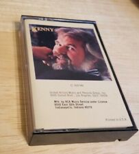 Vintage Kenny Rogers cassette S/t Goodbye Marie Old Folks Decorated My Life tape