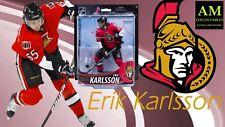McFARLANE NHL 33 - OTTAWA SENATORS - ERIK KARLSSON - FIGUR -  NEU/OVP