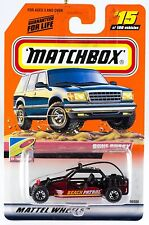 Matchbox #15 Dune Buggy With MB 2000 Logo New On Card