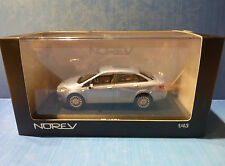 FIAT LINEA BLEU CLAIR 2006 NOREV 770400 1/43 LIGHT BLUE BERLINE SALOON SEDAN