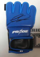 Enson Inoue Signed Replica Pride FC Fight Glove BAS Beckett COA UFC 13 Autograph