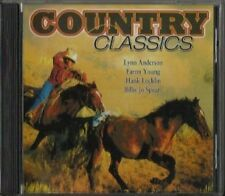 COUNTRY CLASSIC  CD COUNTRY-BLUES