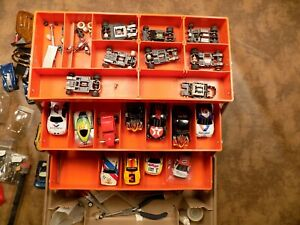 ho slot cars with exrat parts