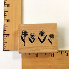 Savvy Rubber Stamp - Pressed Flower Kit  - NEW