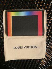 100% Authentic Louis Vuitton Runway Pocket Organizer/Card Case