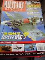 MILITARY IN SCALE - JULY 2004 DRAGON STURMTIGER AIRFRAMES METEOR SOPWITH CAMEL