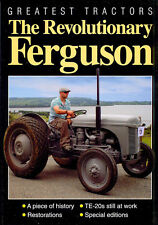 Greatest Tractors The Revolutionary Ferguson