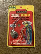 Strike King  Mini-King Spinner bait Fishing Lure 1/8 o/z
