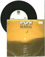 """Kayak, Seagull, G/VG, 7"""" Single, 9-1920"""