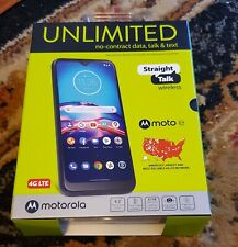 """Straight Talk 6.2"""" inch screen Motorola Moto E 2020 - 32GB Android Smartphone 📱"""