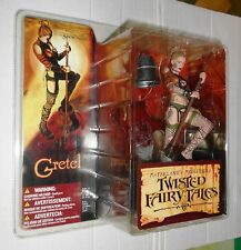 Mcfarlane Monsters Twisted Fairy Tales Gretel figure NEW