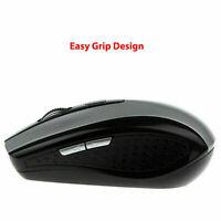 2.4GHz Wireless Cordless Mouse Mice Optical Scroll X2N6 U For PC New E5U4 E7W9