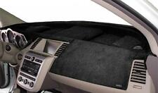 Toyota Tercel 1991-1994 w/ Clock Velour Dash Cover Mat Black