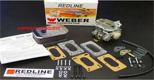 Redline Weber K257, Carburetor Kit fits Opel GT Kadett Manta 1967 to 1973 1.9 L