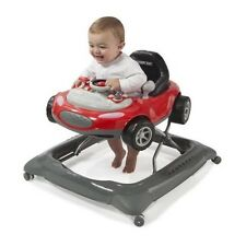 Baby Activity Walkers With Wheels Interactive Folding Adjustable Learning