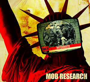 Mob Research - Motormouth (EP) (CD-R)