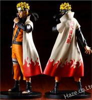 "Anime Naruto Shippuden Uzumaki Naruto Ninja 10"" PVC Figure Model New in Box"
