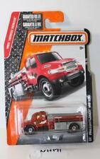 Mattel Matchbox 60/125 MBX Heroic Rescue Freightliner M2 106 FNQHobbys NH171