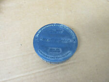 New listing Ge Dishwasher Dispenser Cap some cosm. wear Part # Wd12X10236