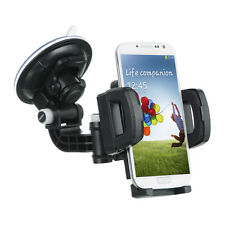 NEW Universal Heavy Duty Windshield Dashboard Car Mount Holder for Smart Phone