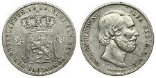 Netherlands - 2½ Gulden 1858