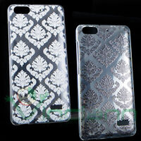 Pellicola+Custodia back cover rigida DECORO VINTAGE per Huawei G Play Mini case
