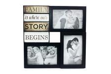 Family Photo Picture Frame Multi Aperture 4 x 6 PH2142-FA