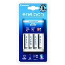 Panasonic Eneloop BQ-CC51 Basic Charger incl. 4 x AA Eneloop BK-3MCCE